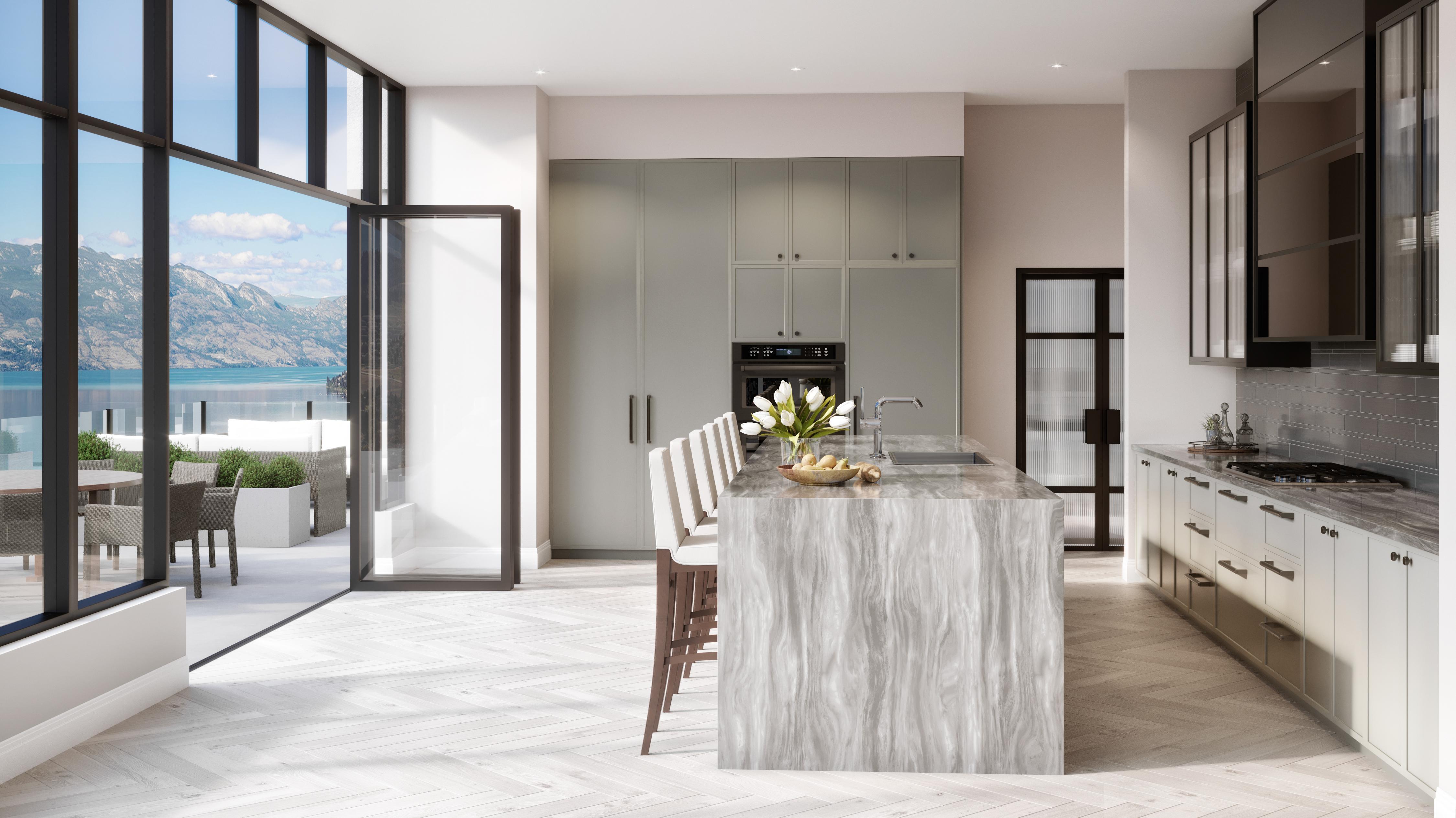 Luxury Penthouse Breaks Okanagan Real Estate Record Business Wire