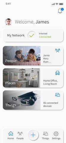 CommandIQ User Dashboard (Graphic: Business Wire)