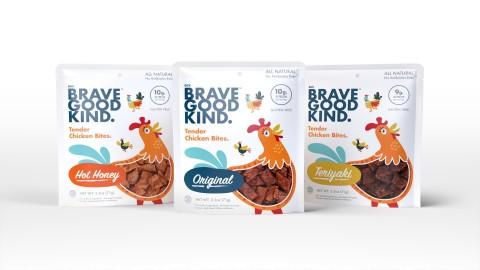 Brave Good Kind Tender Chicken Bites (Photo: Business Wire)