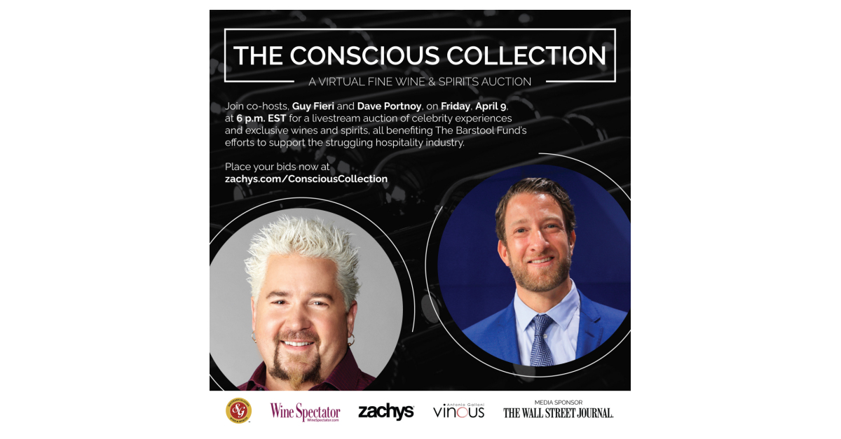 The Conscious Collection announcement(hosts) Post.