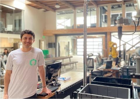 Nimble Founder and CEO Simon Kalouche (Photo: Business Wire)