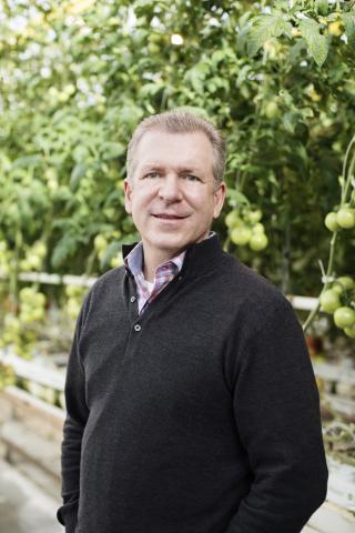 Bushel Boy Farms President Chuck Tryon (Photo: Business Wire)