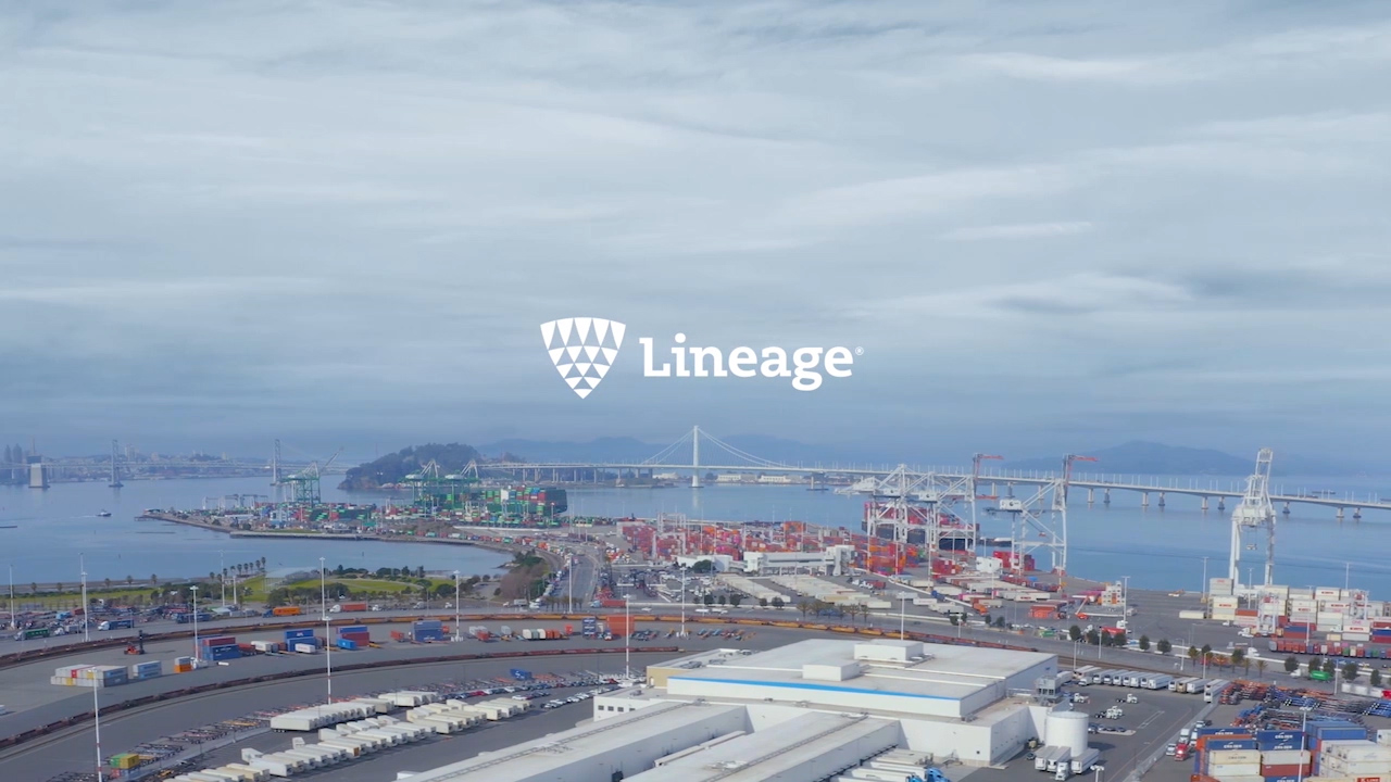 Lineage Logistics, the world's largest and most innovative temperature-controlled industrial REIT and logistics solutions provider, will use raised equity to fund global greenfield developments, facility expansions, M&A activity and technology innovations to turbocharge end-to-end supply chain efficiency for customers.