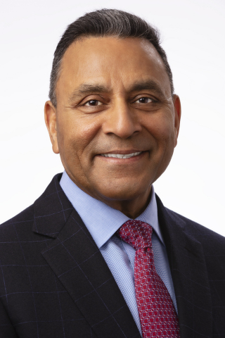 Dinesh Paliwal (Photo: Business Wire)