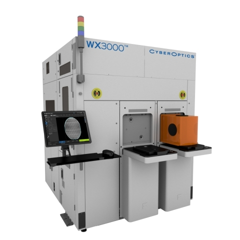 CyberOptics WX3000(TM) Inspection and Metrology System (Graphic: Business Wire)