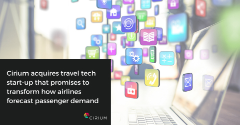 Cirium acquires Migacore, a tech start-up that has worked with some of the world's most advanced airlines such as Lufthansa and Singapore Airlines.