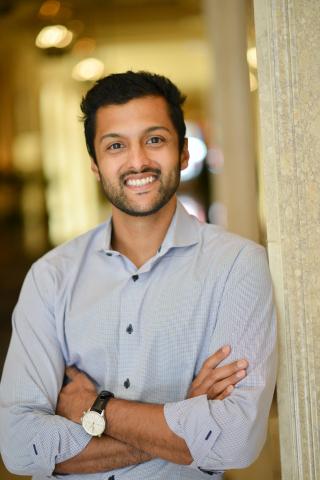 Binoy Bhansali, Corporate Vice President of Corporate Development. (Photo: Business Wire)