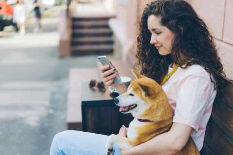 "AskVet launched a new mobile app that, among other things, allows pet parents to chat with veterinarians instantly. The company is building ""the owner's manual that didn't come with your pet"" based on more than half a million pet parent-vet consults it has performed to date. (Photo: Business Wire)"