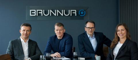 Brunnur Ventures Partner Team (Photo: Business Wire)