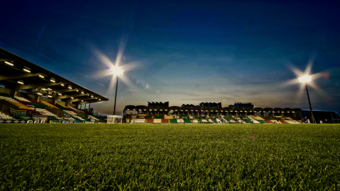 The Rovers take on St. Patrick's Athletic this Friday on their home turf. Tune in! #WeAreRovers (Photo: Business Wire)