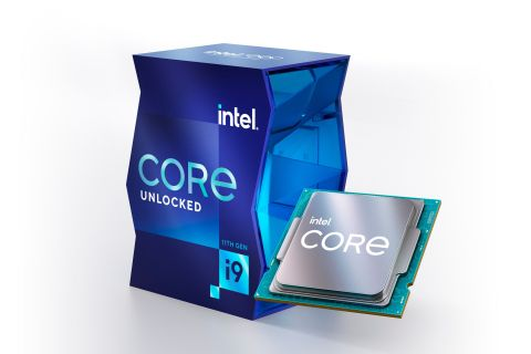 The 11th Gen Intel Core S-series desktop processors launched worldwide on March 16, 2021, are led by the flagship Intel Core i9-11900K. It can reach speeds up to 5.3 GHz with Intel Thermal Velocity Boost. (Credit: Intel Corporation)