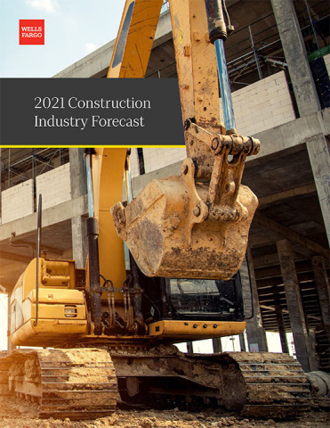 Wells Fargo releases the results of its 45th annual Construction Industry Forecast (Photo: Wells Fargo)