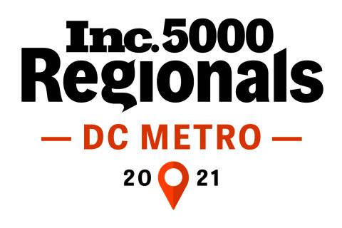 Inc. Magazine Recognizes GridPoint Among the Fastest-Growing Private Companies in the D.C. Metro Region (Graphic: Business Wire)