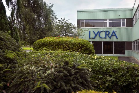 The LYCRA Company's Maydown site is one of the company's six sites that has completed Higg Facility Environmental Module (FEM) self-assessment (Photo: Business Wire)