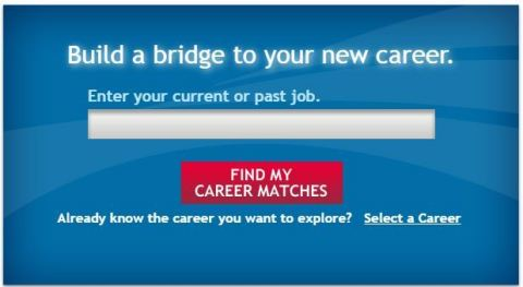 A refreshed mySkills myFuture website, www.myskillsmyfuture.org, from the U.S. Department of Labor's CareerOneStop, aims to help laid-off workers and other job seekers identify their best career options. (Graphic: Business Wire)