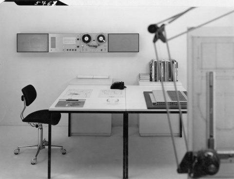 "Braun ""Wandanlage"" HiFi wall unit (Dieter Rams, 1965) (Photo: Business Wire)"