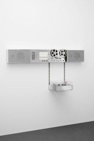 "Virgil Abloh x Braun ""functional art"" (2021) (Photo: Business Wire)"