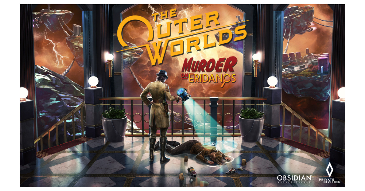 Outer Worlds: Murder due to the expansion of Eridanos now available