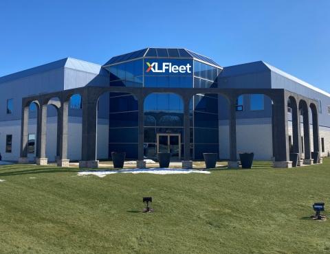 XL Fleet Opens a Fleet Electrification Technology Center in Michigan (Photo: Business Wire)