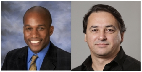 Rahim Walker (left) and Kiko Guimaraes (right) (Photo: Business Wire)
