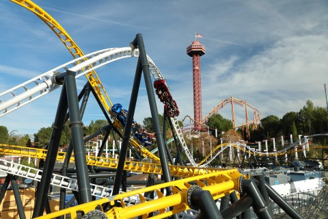 Six Flags Announces Reopening Of California And Mexico Theme Parks Six Flags