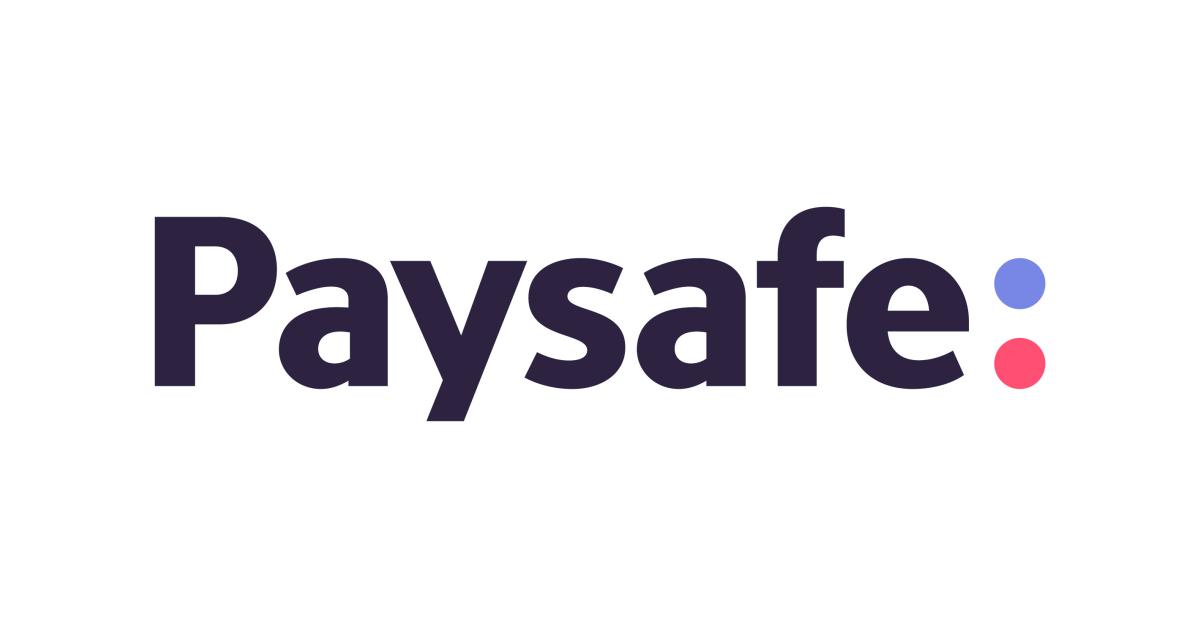 Paysafe Logo.