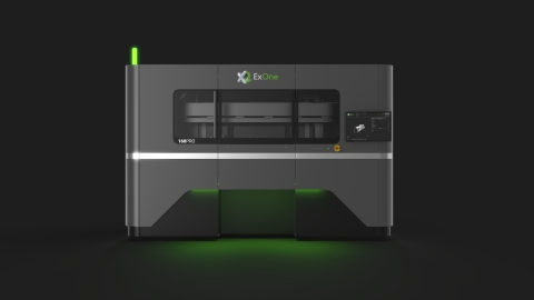 The X1 160Pro™ is the world's largest metal binder jetting system and is now shipping to customers. A controlled-atmosphere model of the system, capable of high-volume aluminum and titanium production, will be available in late 2022. (Photo: Business Wire)