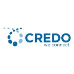 Credo Blue Logo Tag