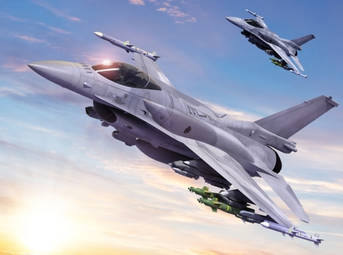 L3Harris designed Viper Shield™ to provide U.S. and global coalition partners with cutting-edge countermeasures against sophisticated, ever-changing threats. Image Credit: Lockheed Martin