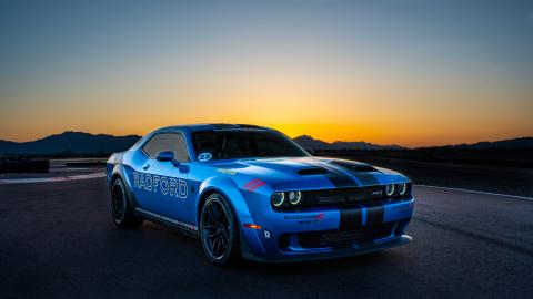 Bondurant High Performance Driving School Evolves into Radford Racing School (Photo: Business Wire)