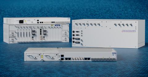 ADVAs Synchronisationstechnik ist integraler Bestandteil der 5G-Strategie von Proximus (Photo: Business Wire)