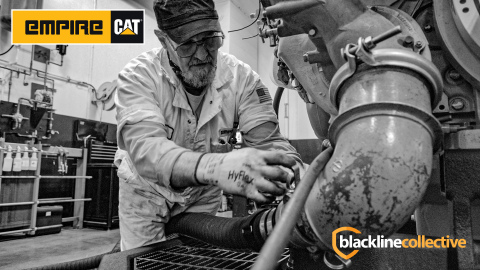 Empire Cat joins Blackline Collective, a forum for sharing safety program insights and best practices with other leading organizations (Photo: Business Wire)