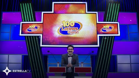 Mau Nieto, Host of EstrellaTV's 100 Latinos Dijeron (Photo: Business Wire)