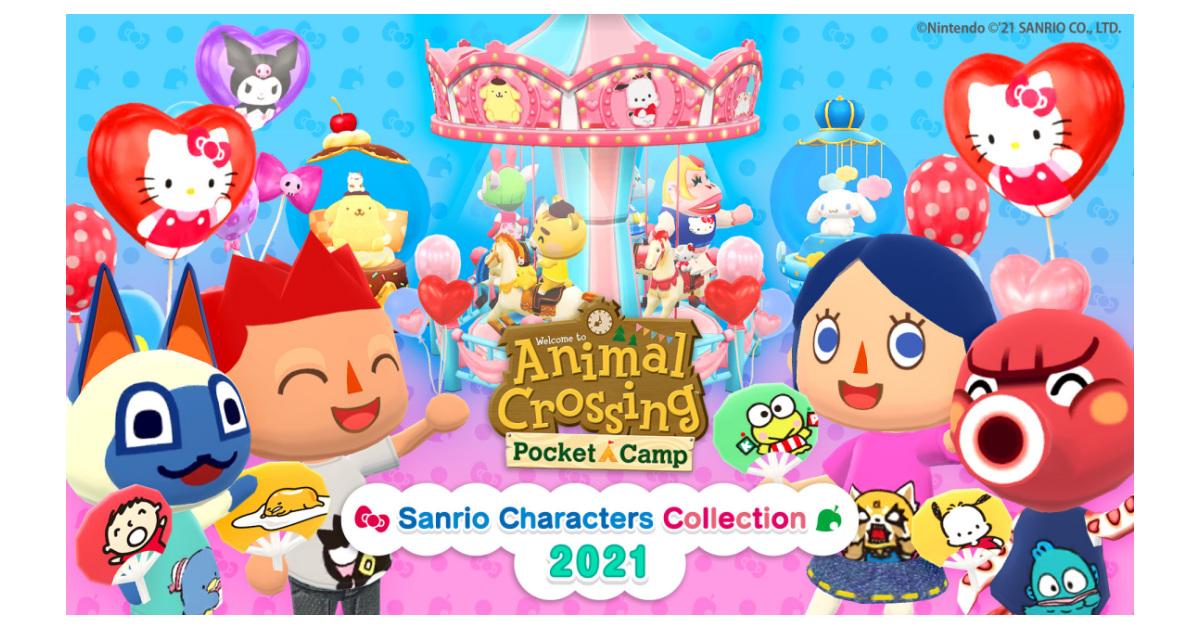 Nintendo News: Sanri's Wonderful World Visits Animal Crossing: Pocket Camp