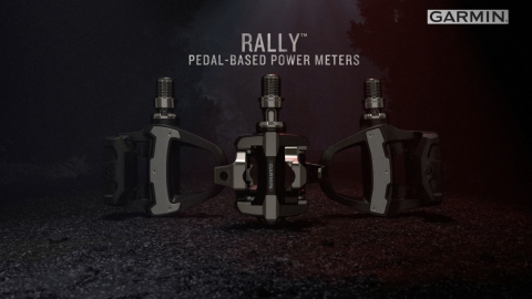 Garmin introduces the Rally power meters (Photo: Business Wire)