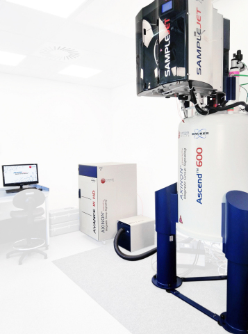 numares AXINON® IVD System: The AI-driven AXINON® Software, in combination with advanced NMR technology, refined by numares' proprietary Magnetic Group SignalingTM, allows metabolomics-based precision diagnostics by implementation of various numares' tests, e.g. to identify early kidney rejection in post-transplant surveillance, assess kidney function by improved determination of glomerular filtration rate (GFR) and risk for cardiovascular disease (CVD). (Photo: Business Wire)
