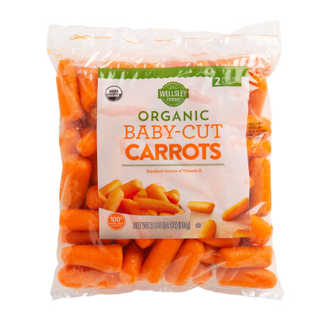 BJ's Wholesale Club is making Easter easy with egg-citing savings on fresh food like Wellsley Farms Organic Baby Cut Carrots, 2 lbs. (Photo: Business Wire)
