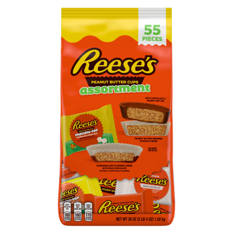 BJ's Wholesale Club is making Easter easy with egg-citing savings on sweet treats like Reese's Mallow Top Assortment, 36 oz. (Photo: Business Wire)