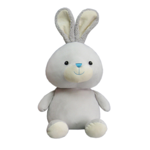 BJ's Wholesale Club is making Easter easy with egg-citing savings on gifts like the Hugfun Pillowy Plush - Bunny. (Photo: Business Wire)