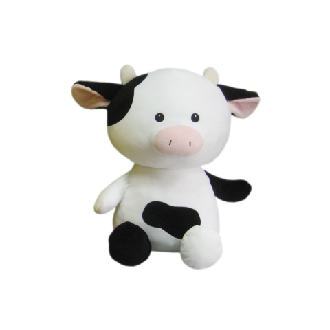 BJ's Wholesale Club is making Easter easy with egg-citing savings on gifts like the Hugfun Pillowy Plush - Cow. (Photo: Business Wire)