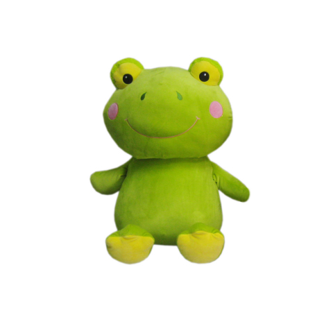 BJ's Wholesale Club is making Easter easy with egg-citing savings on gifts like the Hugfun Pillowy Plush - Frog. (Photo: Business Wire)