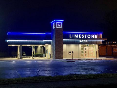 Limestone Bank new branch location (St. Matthews) (Photo: Business Wire)
