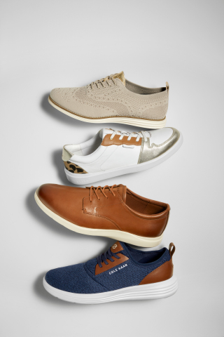 The Cole Haan assortment at Kohl's includes brand favorites for everyday style such as leather loafers and Cole Haan's proprietary Stitchlite™ oxfords and sneakers. (Photo: Business Wire)