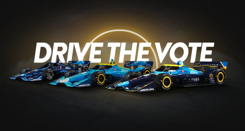 Carvana is giving INDYCAR fans an experience they'll never forget: the chance to get up close and personal with Chip Ganassi Racing's No. 48 Honda and select Jimmie Johnson's Indy car paint scheme for five NTT INDYCAR SERIES 2021 races. (Photo: Business Wire)