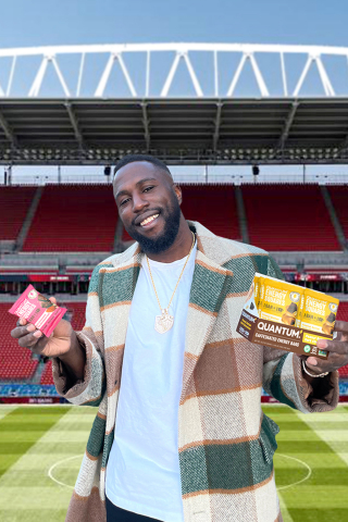 Jozy Altidore joins Quantum Energy Squares as an investor. (Photo: Business Wire)