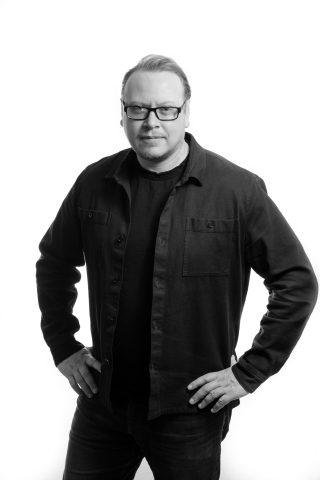 Christian Lachel, Chief Creative Officer, BRC Imagination Arts (Photo: Business Wire)