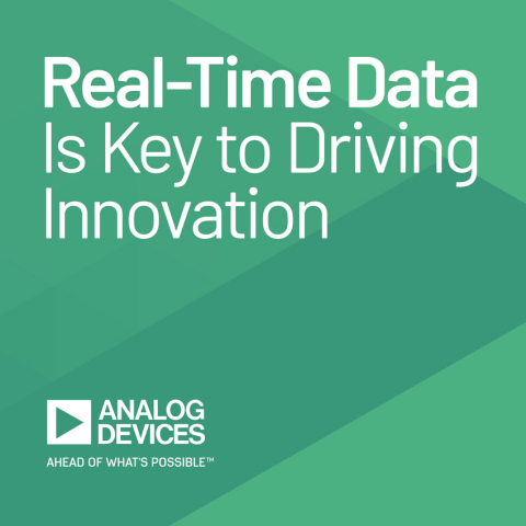 Independent Research Survey Finds Real-time Data from Connected Factory is Key to Driving Innovation and Delivering Competitive Advantages