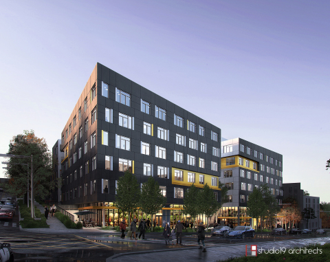 622 Rainier Avenue in the Judkins Park Neighborhood of Seattle (Photo: Business Wire)