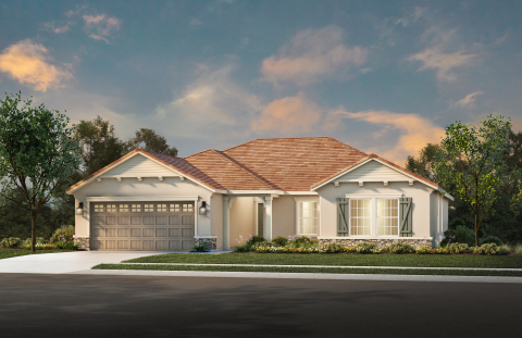 KB Home announces the grand opening of Pieridae, its latest new-home community in Galt, California. (Photo: Business Wire)