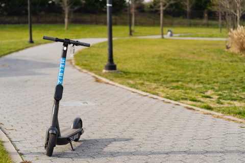 Micro-Mobility Leader, Helbiz, Awarded Sub-Permit to Expand Fleet of E-Scooters in Atlanta, Georgia (Photo: Business Wire)